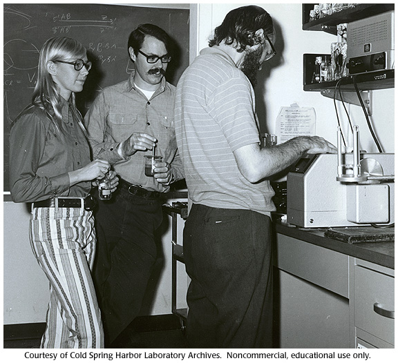 Gallery 24:  Arlene Jackson, Phil Sharp and C. Mulder, 1971